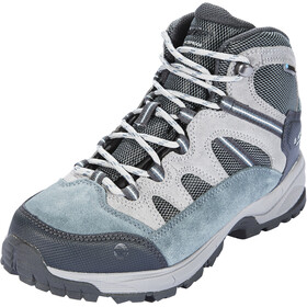 Hi-Tec Bandera Lite WP Shoes Damen stormy weather/grey/sky grey